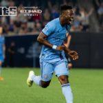 VIDEO: Midfield star Ebenezer Ofori happy with super strike for New York City FC