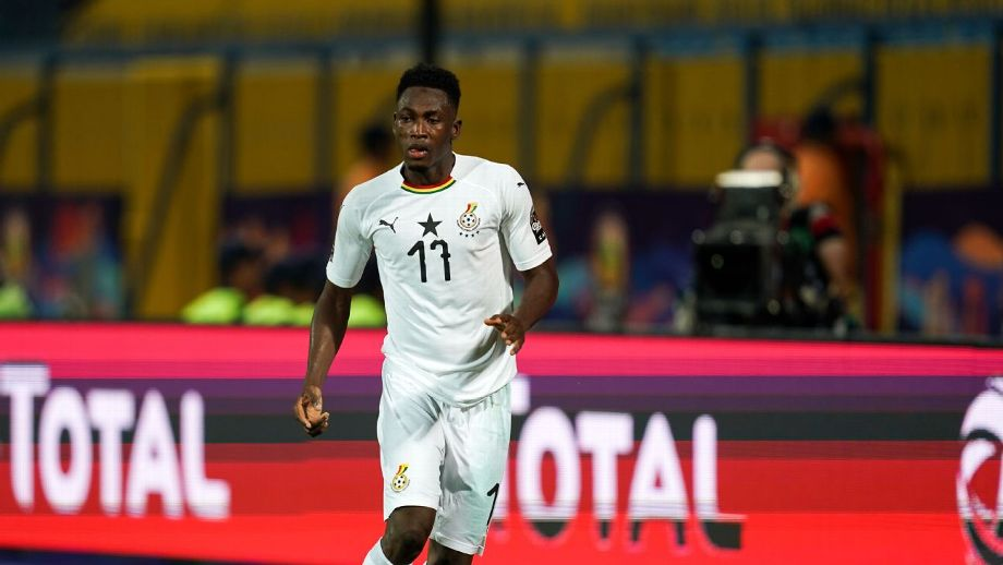 Chelsea star Baba Rahman demonstrates improved form with two assists in Ghana win