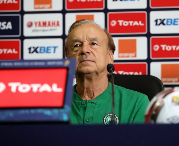 2019 Africa Cup of Nations: Nigeria coach Gernot Rohr reflects on last-gasp defeat