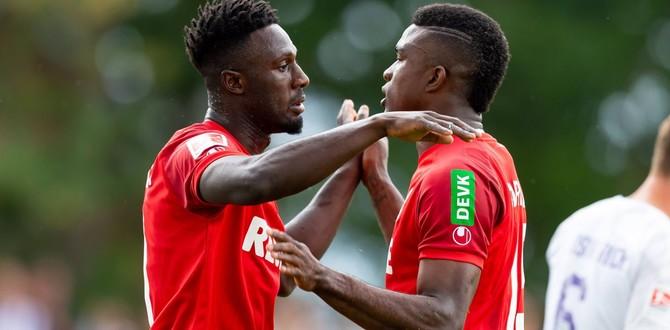 Kingsley Schindler stars as FC Köln thrash VfL Osnabrück in preseason friendly