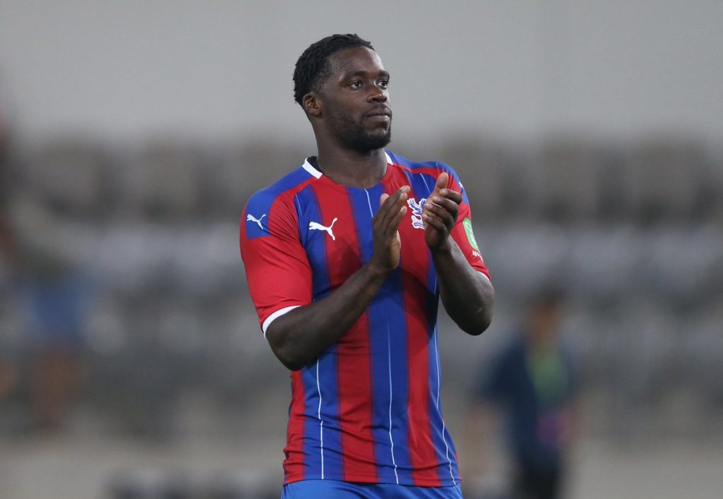 Jeffery Schlupp features as Crystal Palace defeat FC Luzern in Uhrencup opener