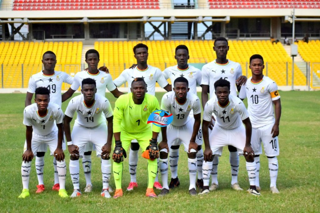 Africa Games: Ghana coach Yaw Preko names strong starting 11 against Mali