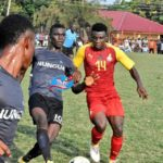 Black Satellites beat Nungua Select side in friendly to prepare for African Games