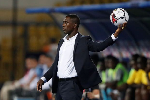 2019 AFCON: Seedorf gets a taste of high expectations surrounding Cameroon