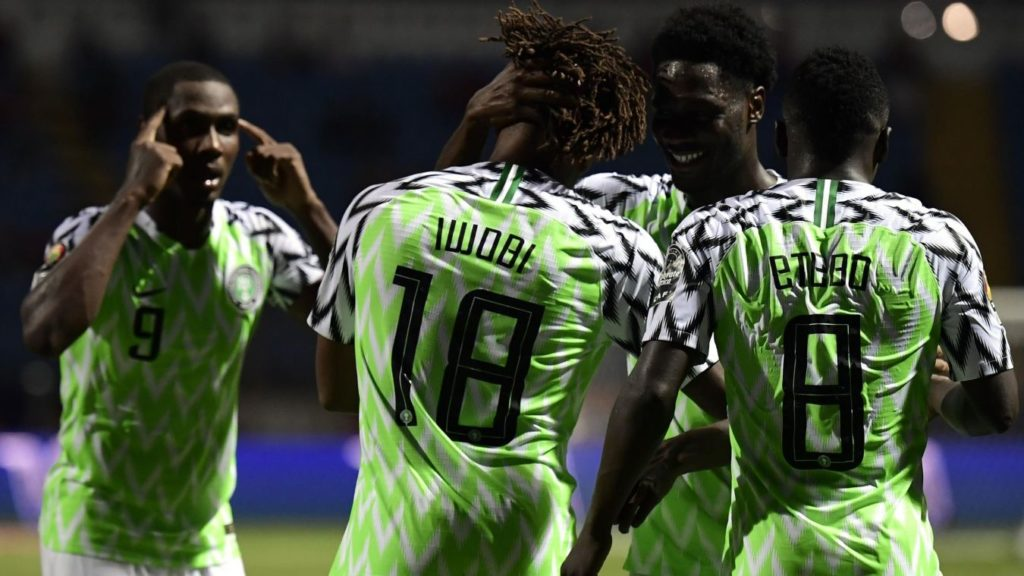2019 Africa Cup of Nations: Nigeria stars pocket US$ 37,500 each for Cameroon win