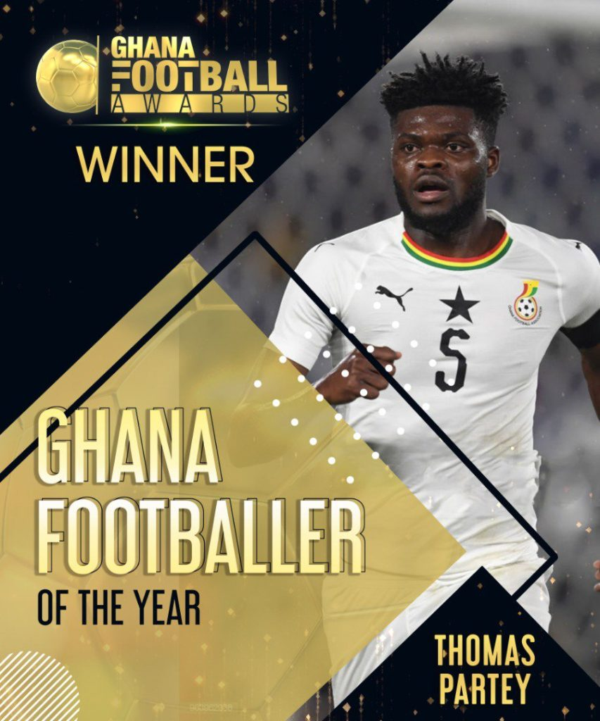 2019 Ghana Football Awards: The full list of winners on glitzy gala night