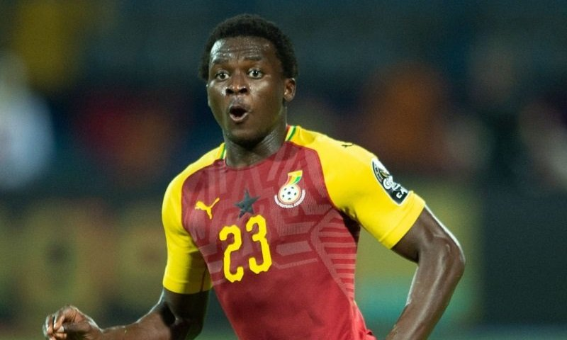2019 Africa Cup of Nations: Thomas Agyepong returns to training ahead of Guinea-Bissau clash