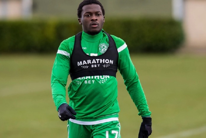 Kilmarnock manager Angelo Alessio keen to land Man City's Thomas Agyepong on loan