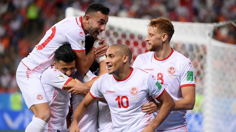 Tunisia end Madagascar's fairytale run in maiden AFCON to reach semi-final score