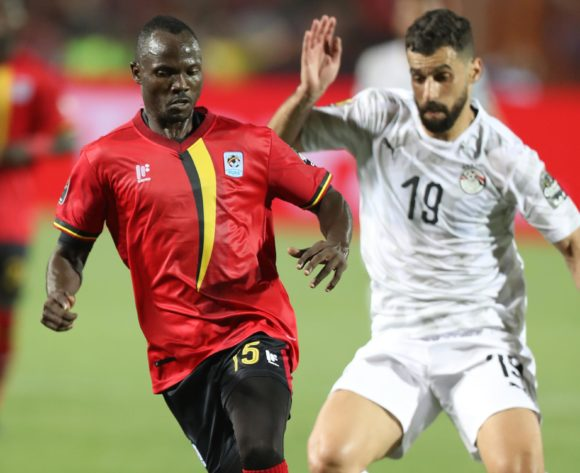 VIDEO: Uganda 0-2 Egypt- 2019 Africa Cup of Nations highlights