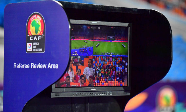 VAR causes handball confusion in Nations Cup