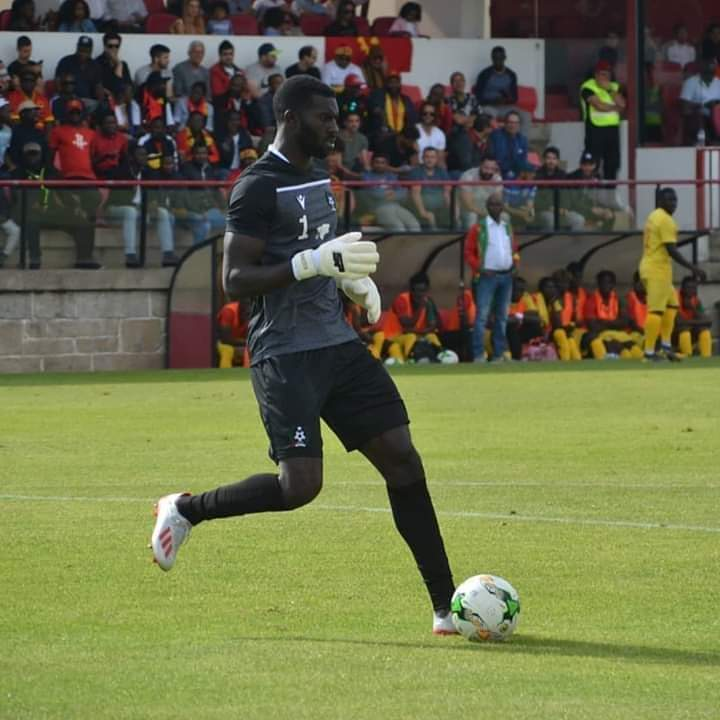 2019 Africa Cup of Nations: Guinea-Bissau goalkeeper Mendes fires Ghana warning