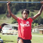VIDEO: Majeed Ashimeru starts pre-season with Red Bull Salzburg