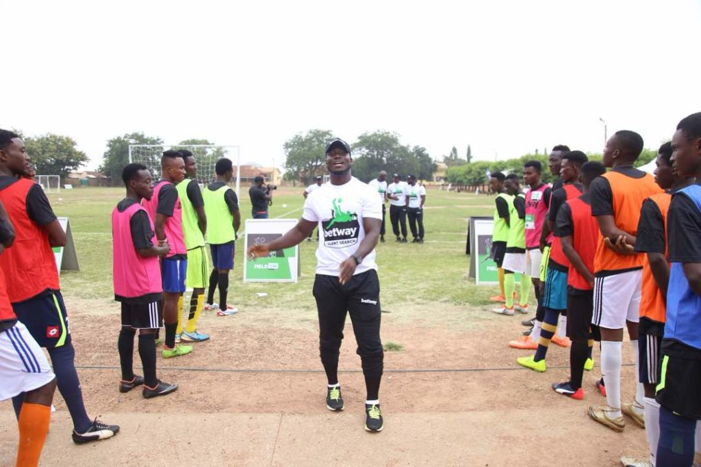 Meet the 2019 Betway Talent Search coaches