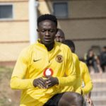 Kaizer Chiefs coach Ernst Middendorp still has faith in 'unused' James Kotei