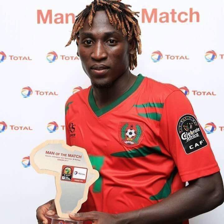2019 Africa Cup of Nations: Guinea Bissau captain Zezinho quits national team