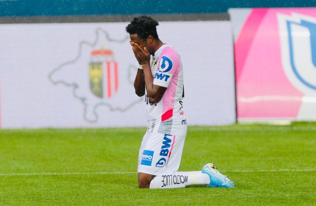 Samuel Tetteh's LASK Linz league title hopes dealt big blow after six points deduction for flouting COVID-19 rule