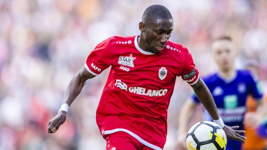Black Stars striker William Owusu joins United Arab Emirates outfit Ajman FC on a free transfer