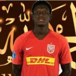 Teenager Maxwell Woledzi delighted to sign professional contract with Danish side Nordsjaelland