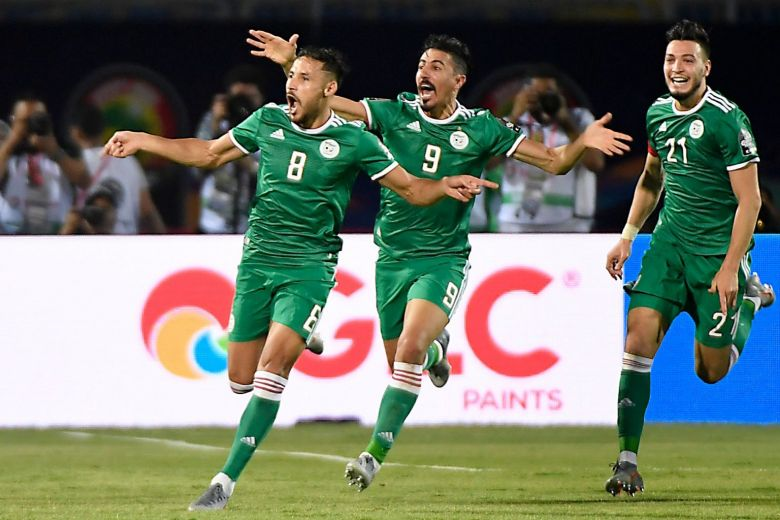 2019 Africa Cup of Nations: Egypt and Morocco's exit was a lesson for us- Algeria forward Youcef Belaïli