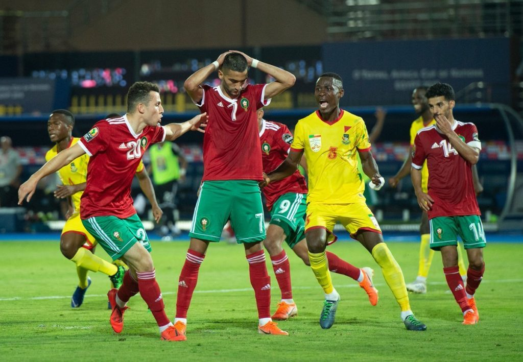 Video: Watch highlights of Benin shock victory over favourites Morocco at AFCON