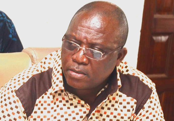 GHALCA boss Cudjoe Fianoo under siege over 'secret' meeting with NC boss