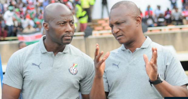 Normalisation Committee reluctant to accept Black Stars coach Kwesi Appiah's sacking of backroom staff