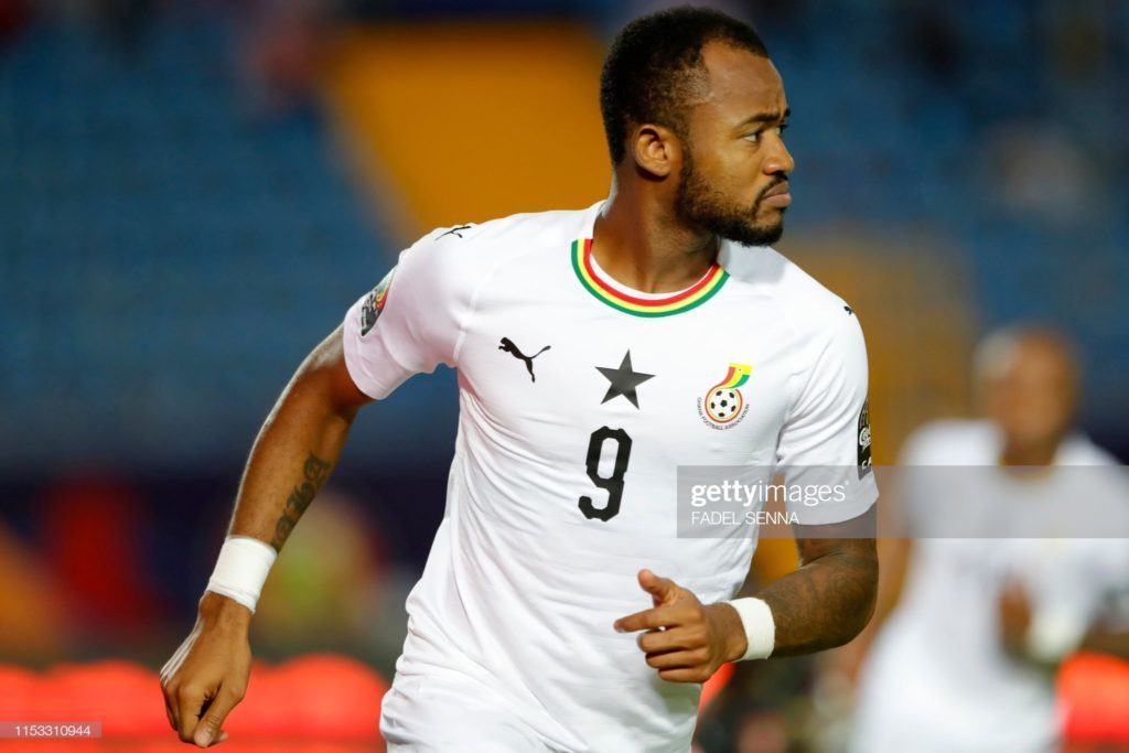 Video: Ghana striker Jordan Ayew expresses his views on Tunisia clash at the 2019 AFCON