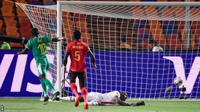 Video: Watch highlights of Senegal defeating Uganda to reach AFCON quarter-finals