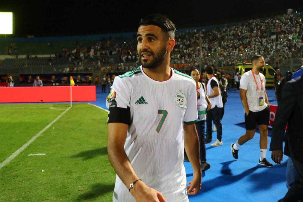VIDEO: Riyad Mahrez scores beauty as Algeria breeze past Guinea