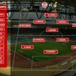 Breaking News: Tunisia coach names Zamalek striker Sassi in starting line-up to face Ghana tonight
