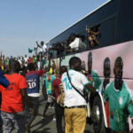 VIDEO: Senegal AFCON 2019 team return home to hero's welcome
