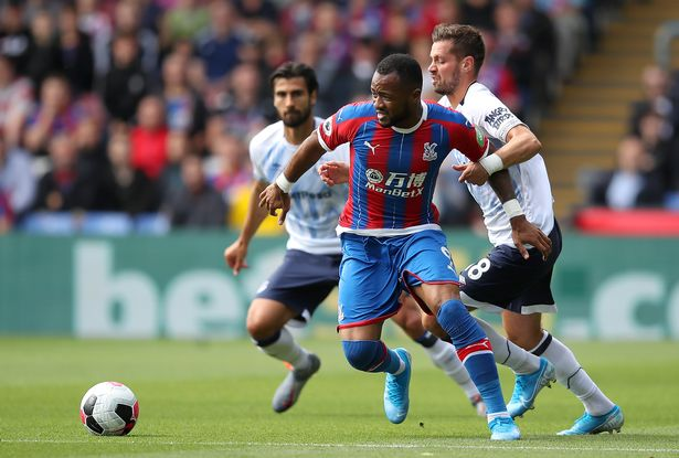 Crystal Palace manager replies André Ayew over Jordan's under-appreciation claim