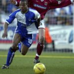 Remembering Junior Agogo: The striker's best moment as Bristol Rovers player