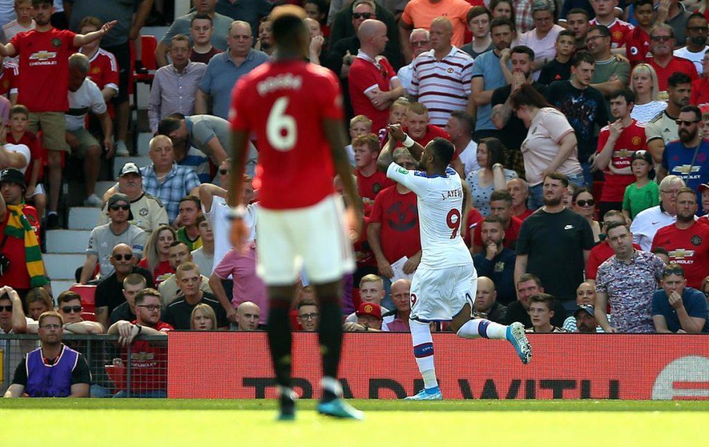 Crystal Palace's Jordan Ayew is changing opinion after Man Utd display