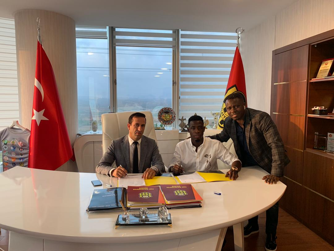 OFFICIAL: Ghana ace Afriyie Acquah completes switch to Turkish side Malatyaspor