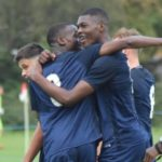 Ghanaian youngster Emile Acquah bags a brace as Southend U-23 thump Fleetwood Town to progress in Premier League Cup