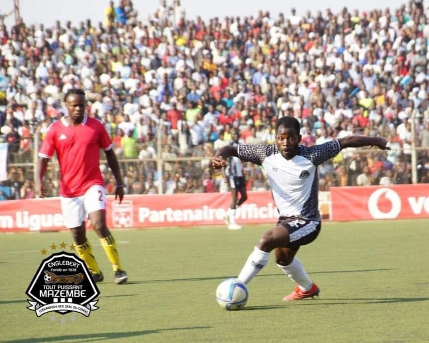 Torric Jebrin off the mark as TP Mazembe make light work of Bukavu Dawa in Congolese top-flight league