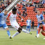Francis Narh's solo strike enough for Slavia Mozyr to topple Dnyapro in Belarusian Championship