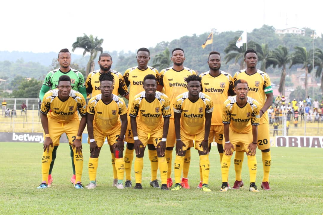 LIVE UPDATES: AshGold 3-0 Akonangui (Confederation Cup)