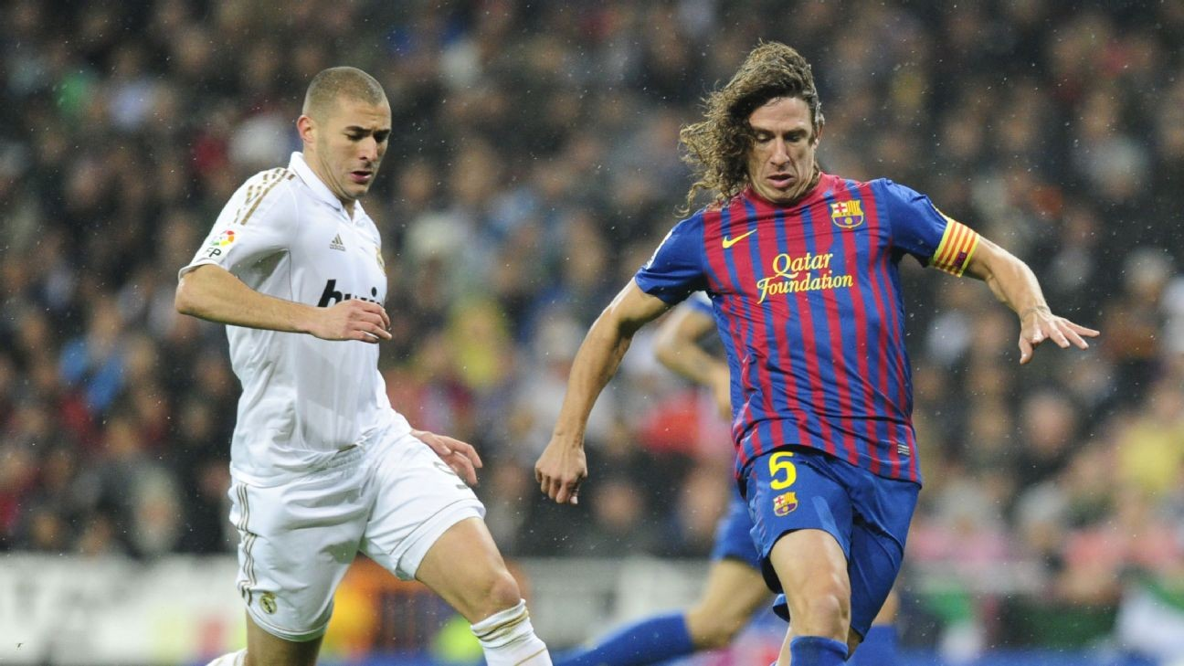 Barca legend Puyol rejected Real Madrid twice