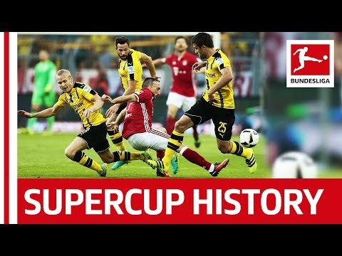 Epic Supercup Battles - Borussia Dortmund vs. FC Bayern München