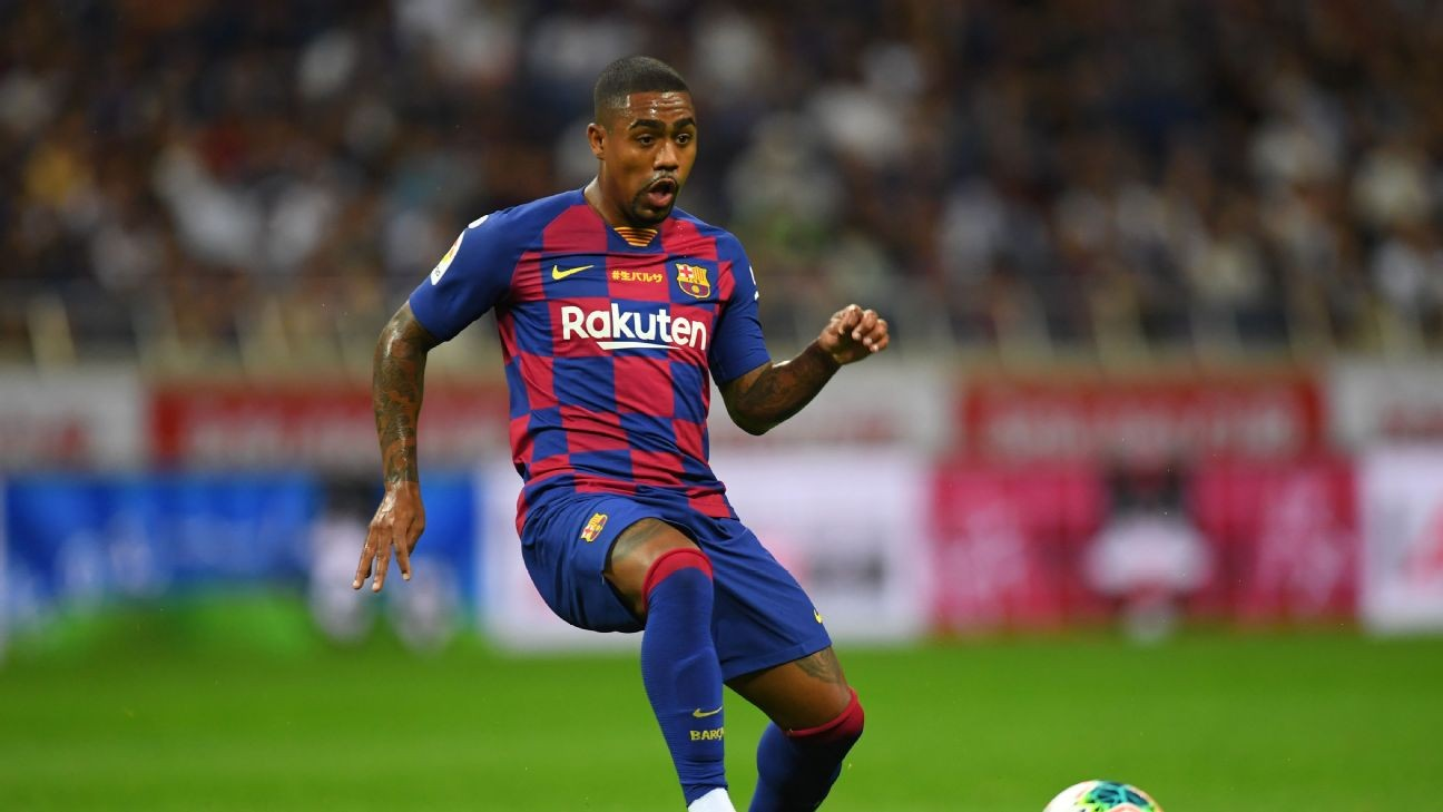 Barca agree to sell Malcom to Zenit for ¬40m