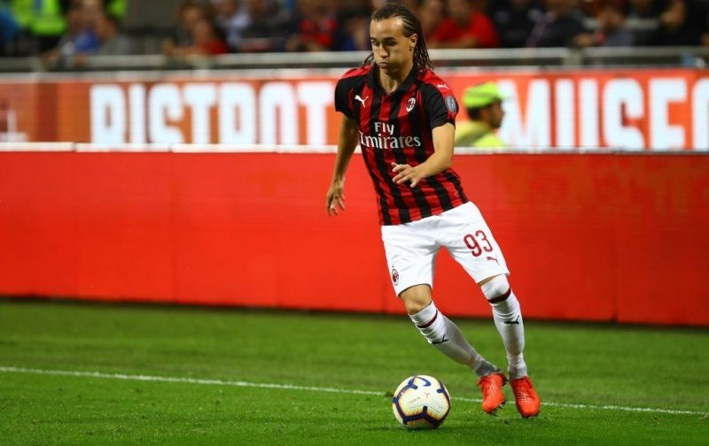 Parma in talks for AC Milan outcast