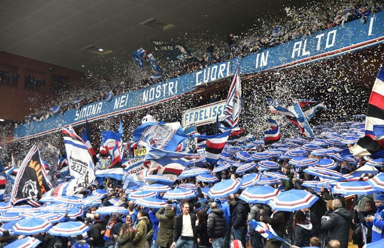 HAPPY BIRTHDAY SAMPDORIA