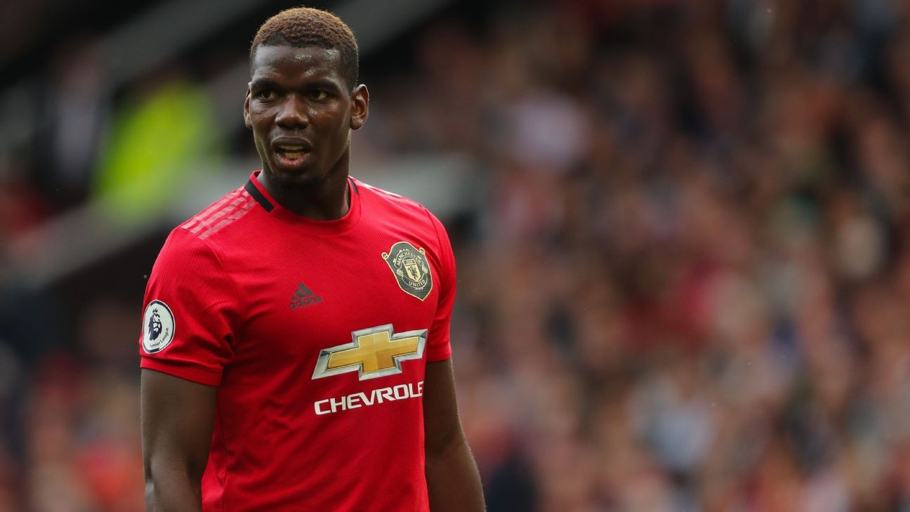 Sources: Man Utd to reject any Real bid for Pogba