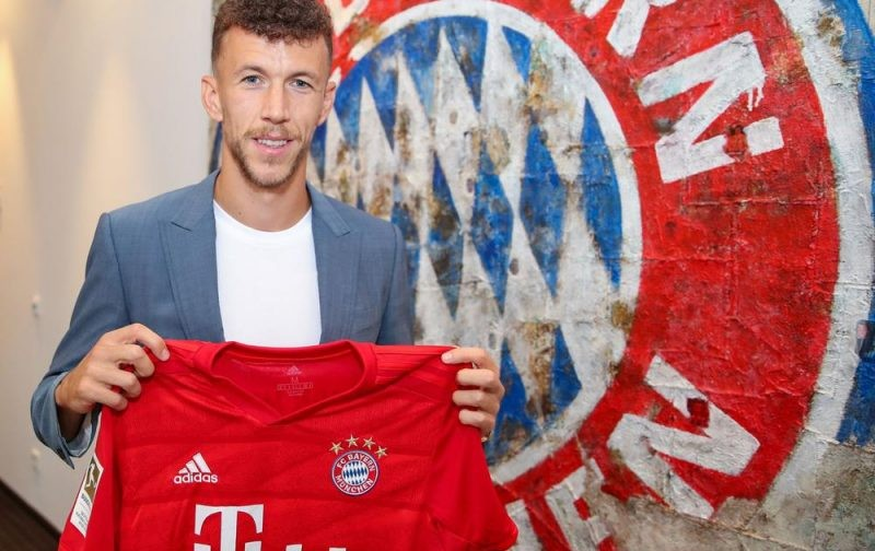 Perisic thanks Inter fans after completing Bayern Munich switch