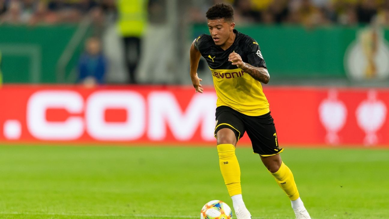 Man Utd target Sancho won't stay forever - chief