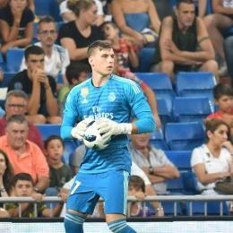 OFFICIAL - Valladolid sign Ukrainian goalie LUNIN from Real Madrid