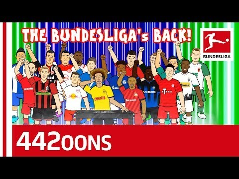 🔴 Bundesliga is Back Song 2019/20 - Powered By 442oons